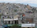 Quito's crowded neighborhoods
